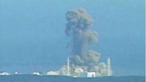 Blast in Fukushima Nuclear Plant