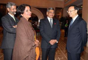 Jai Sankar, Nirupama Rao, S M Krishna, China ambassador