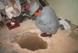Afghan Jail tunnel