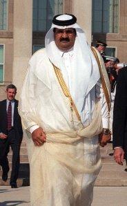 Qatar president Hamad_bin_Khalifa_Al-Thani