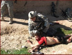 Afghan child killed
