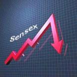 BSE-Sensex-Down