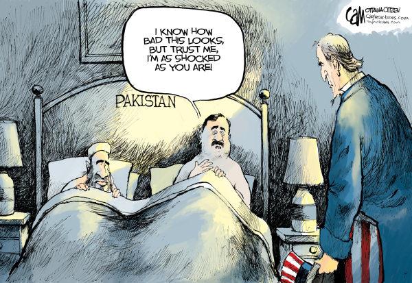 Laden cartoons
