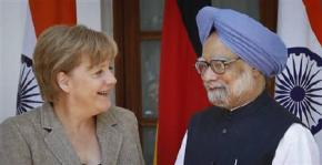 Merkel and Singh