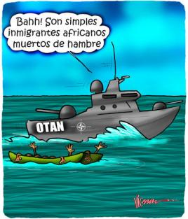 NATO's Humanitarian Response