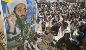 Protest in Pak on Osama death