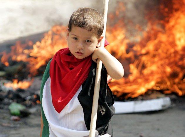 Palestinian refugee in Lebanon