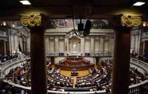 Portugal Parliament