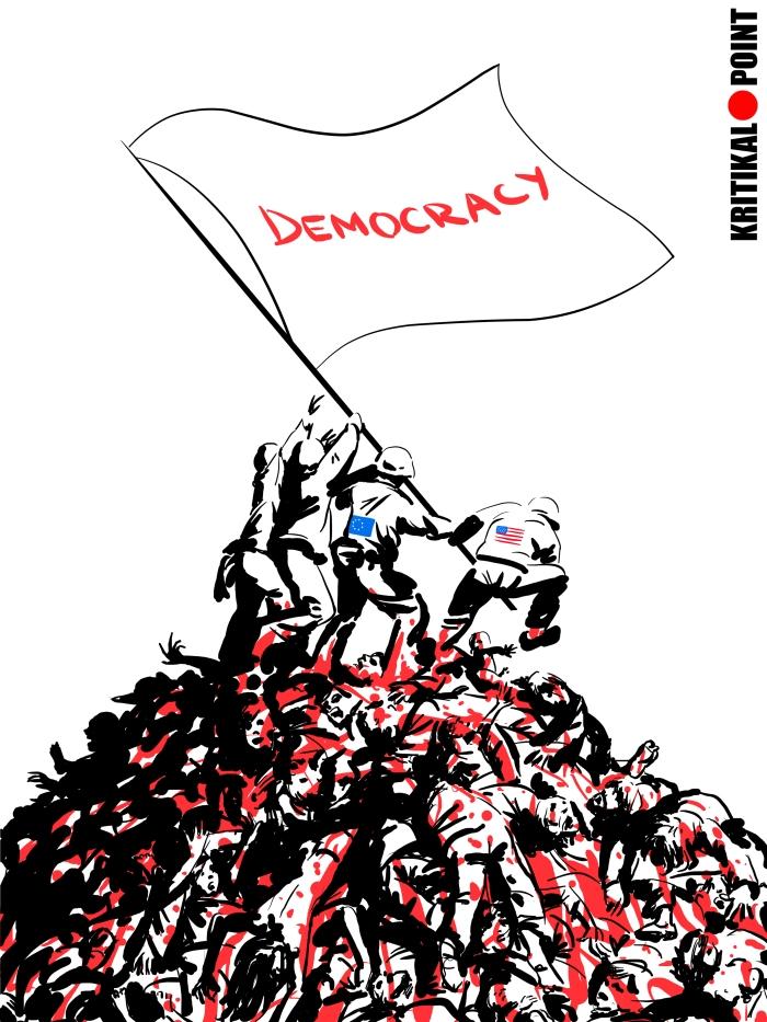 NATO democracy