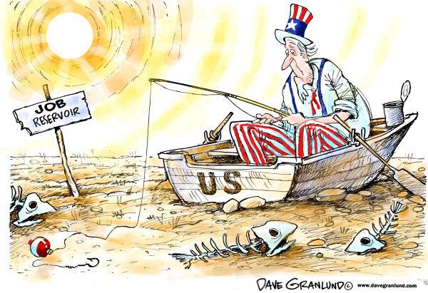 U S Jobless