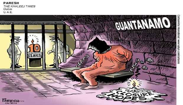 Guantanamo closure