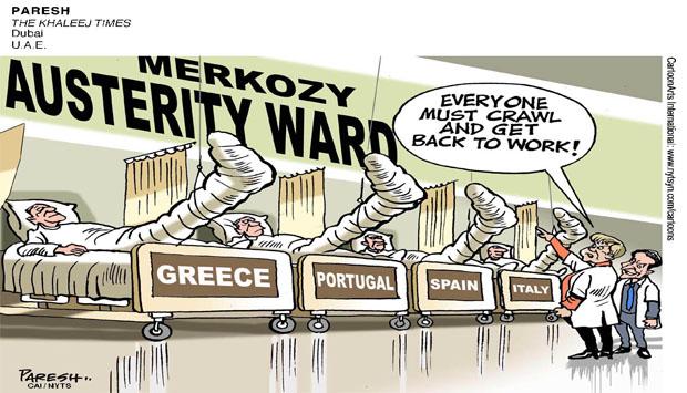 Austerity ward