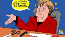 All options for Greece