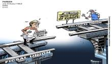 European Union -Tracks never meet