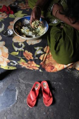 Sixteen-year-old prostitute Maya