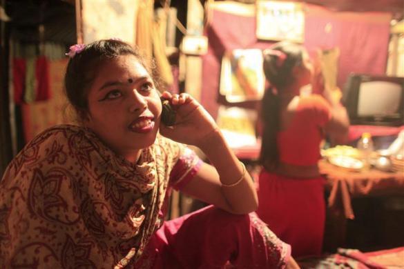 Sixteen-year-old Maya