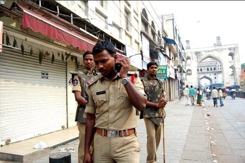 Charminar communal riots