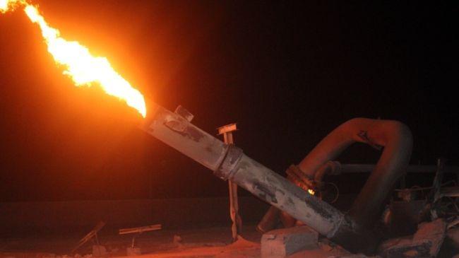 Egypt-Israel gas pipeline