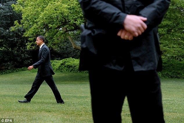 Obama security