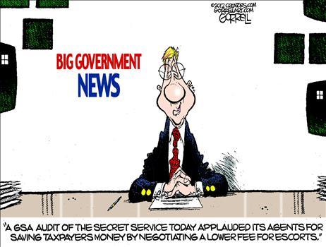 Saving Taxpayers money