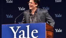 SRK at yale university