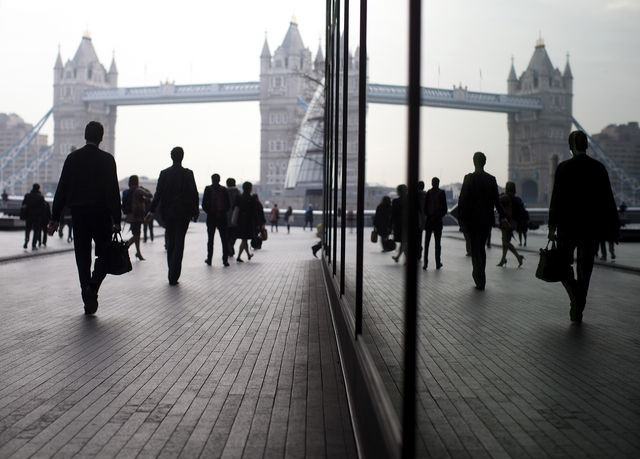 UK sinks into double-dip recession