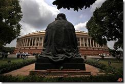Parliament - Gandhi