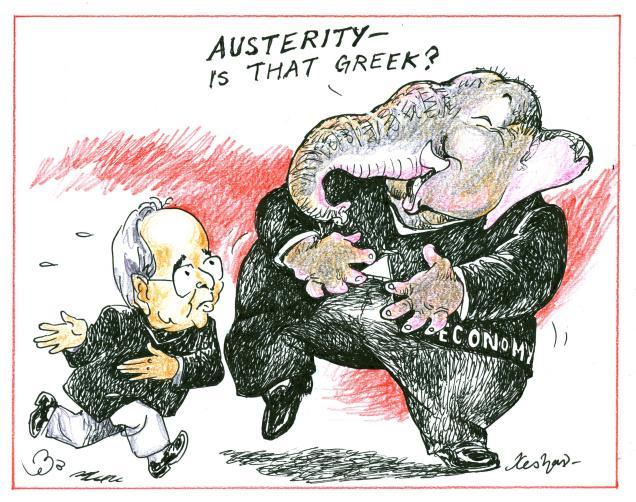 Pranab Austerity