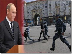 Putin sworn in May 6
