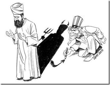 US islamophobia
