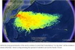 Fukushima radiation in ocean