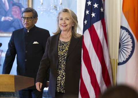 Krishna, Clinton