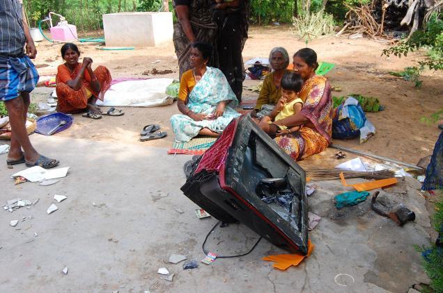 Dharmapuri caste violence 04