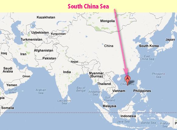 Map-south-china-sea