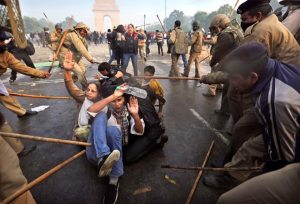 Delhi rape protests