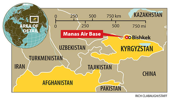 Manas Air Base