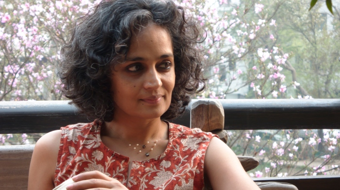 Arundhati Roy (Click to see big image)