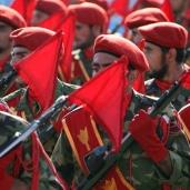 Iran revolutionary guards -AFP