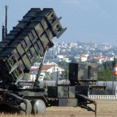Patriot anti-aircraft missiles -AFP