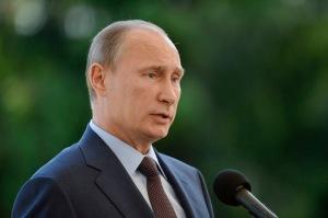 Russia President Vladimir Putin -RT