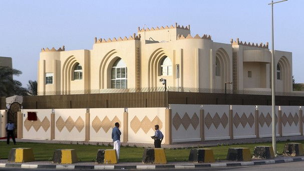 Taliban Office in Doha