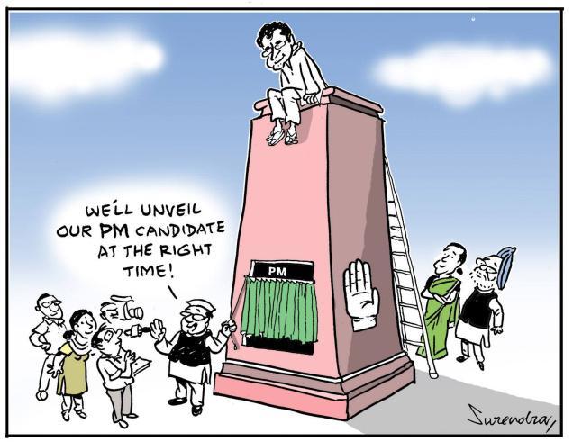Congress PM candidate
