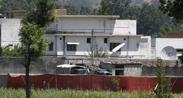 Laden's house in Abbottabad 01