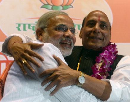 Modi & Rajnath