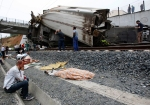 Spain high speed train crash 08