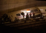 Spain high speed train crash 12