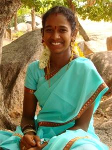 Mamallapuram girl