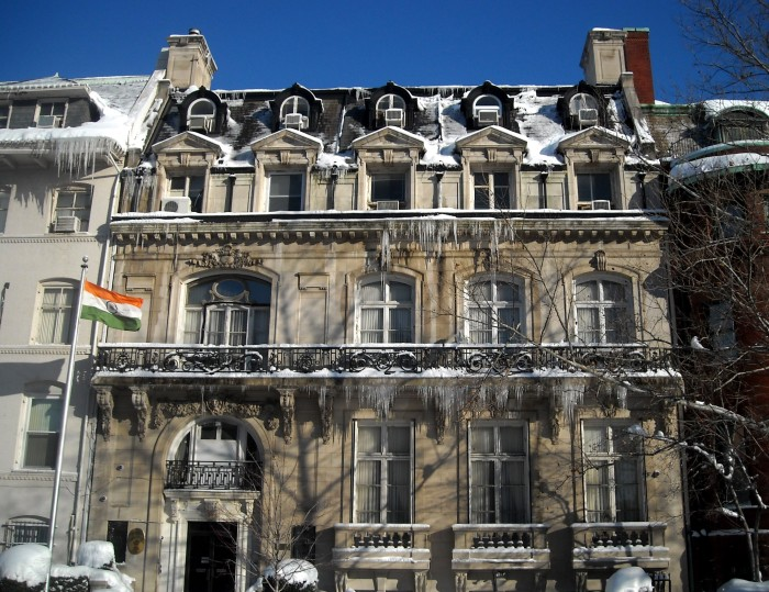 Indian Embassy in Washington DC