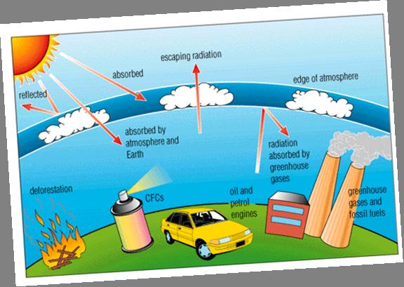 ozone cause