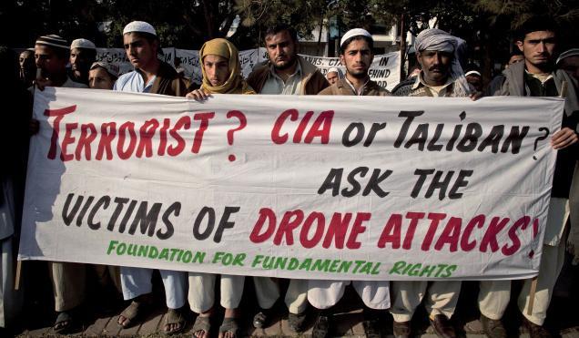 CIA or Taliban!
